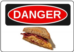 danger sandwich