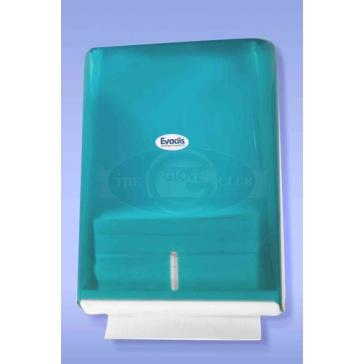 Hand Towel Dispenser Green