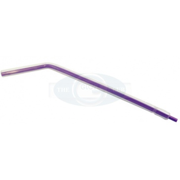 Disposable 3 in 1 Syringe Tips Lavender with Plastic Inner core
