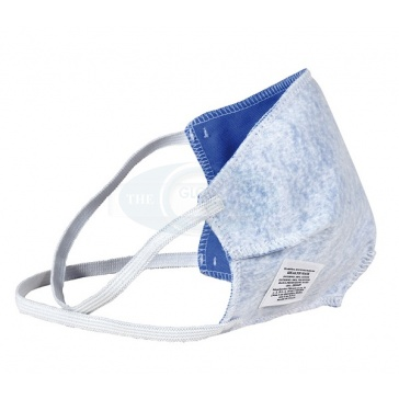 Filtering Face Mask - Reusable 100% Cotton