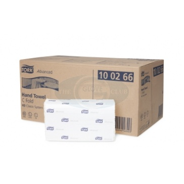 Tork Advanced Hand Towel C Fold - 290264 - Case Of 2400