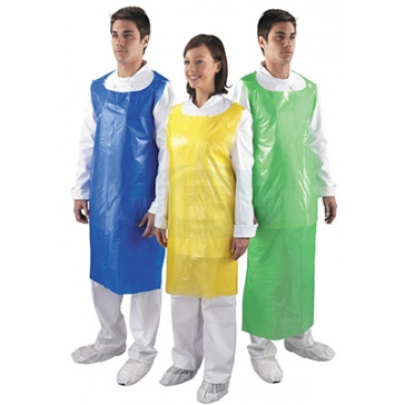 dispossable apron on a roll - 200 Aprons