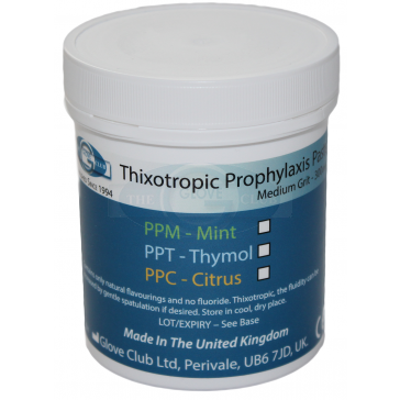 Dental Mint Flavour Prophylaxis 300g Prophy Paste Prophylaxis Teeth Polishing Cleaning Stain Removal
