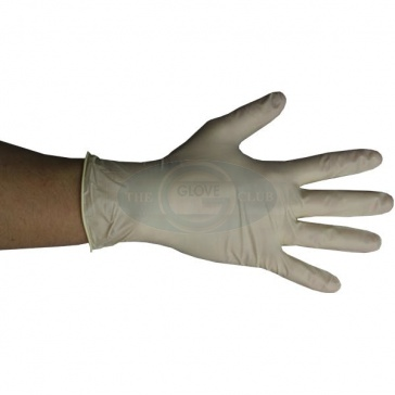Latex Powdered Large - 100 gloves