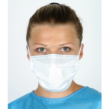 Premier Surgeons Tie-on Face Mask x 50