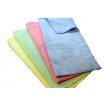 Microfibre Cloths Red 320gsm