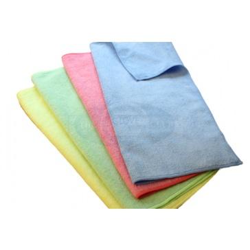 Microfibre Cloths Green 320gsm