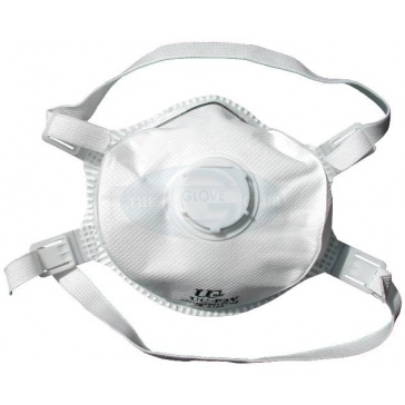 FFP3 Masks with Valve x 10