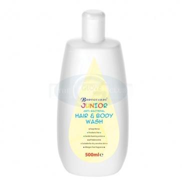 Bodyguards Antibacterial Hair & Body Wash (Junior)