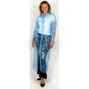 Polythene Coats Blue
