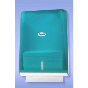 Hand Towel Dispenser Green