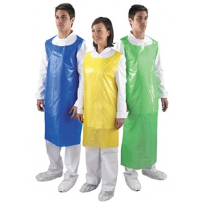Premium Aprons On A Roll - 200 Aprons