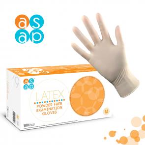 Latex Powder Free Gloves - Full Pallet