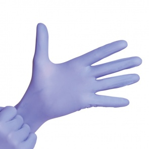 Nitrile Powder Free Gloves - 200 Gloves