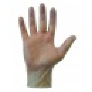 Vinyl Powder Free Extra Small - 100 gloves