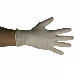 Latex Powdered Extra Large - 100 gloves