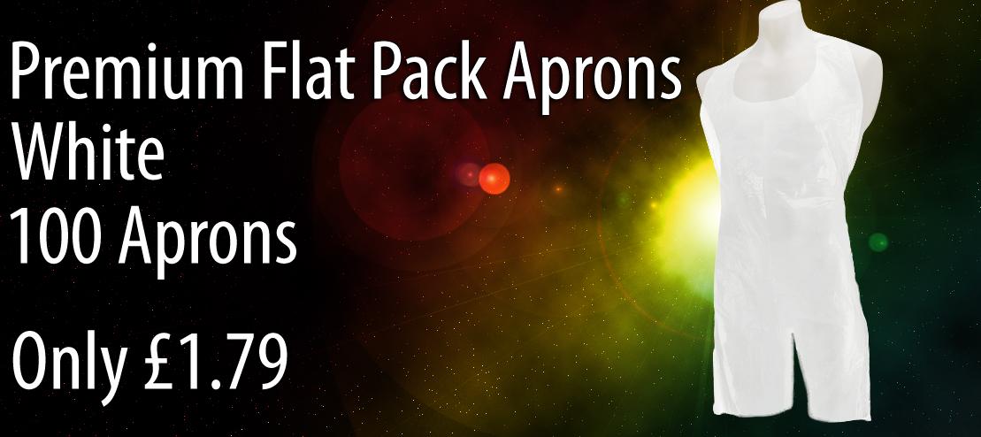 Premium Flat Pack Aprons