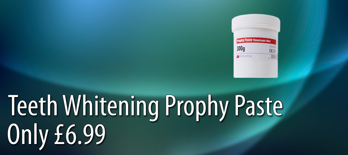 Teeth Whitening Prophy Paste